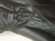 Leather Underarm Gusset