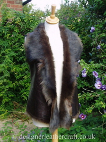 Original from Gilets Page in Aviator Shearling