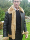 Sample Sheepskin Flying Jacket 1