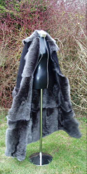 Toscana Shearling Throughout the Coat