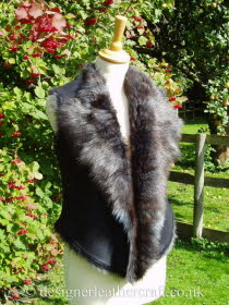 Wolf Toscana Shearling Gilet